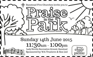 Praise in the Park 1