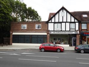 Worcester Park branch